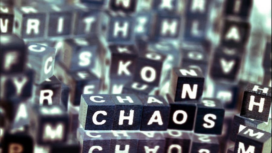 chaos informacji